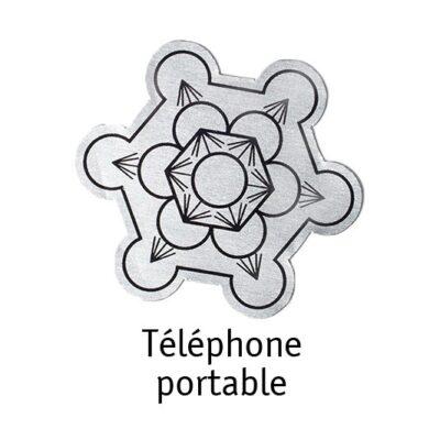 Puce Anti-ondes IBL téléphone portable