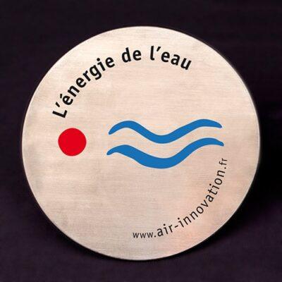 """Aqua Disc, revitalisation de l'eau """"énergie de l'eau"""""""
